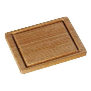 Deska do krojenia z drewna bambusowego WMF, 26x20 cm obraz