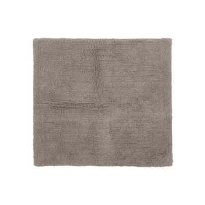 Brązowy bawełniany dywanik łazienkowy Tiseco Home Studio Luca, 60x60 cm obraz
