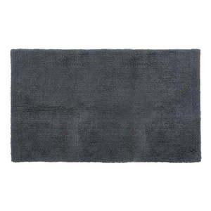 Szary bawełniany dywanik łazienkowy Tiseco Home Studio Luca, 60x100 cm obraz