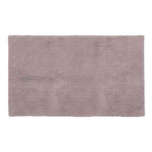 Różowy bawełniany dywanik łazienkowy Tiseco Home Studio Luca, 60x100 cm obraz