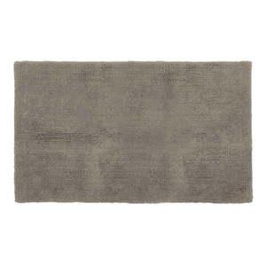 Brązowy bawełniany dywanik łazienkowy Tiseco Home Studio Luca, 60x100 cm obraz