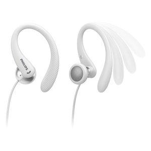 Sportowe słuchawki douszne - czarny - Rozmiar 15 x 9, 5 x 2, 5 cm obraz