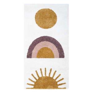 Dywan dziecięcy Nattiot Sunshine, 80x150 cm obraz