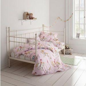 Stella Ateliers Dziecięca pościel bawełniana do łóżeczka Lena, 100 x 135 cm, 40 x 60 cm obraz