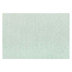 Zielona mata stołowa Tiseco Home Studio Chevron, 45x30 cm obraz