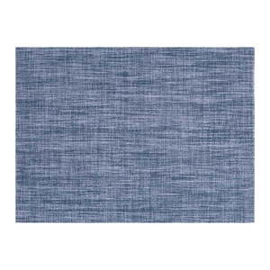 Niebieska mata stołowa Tiseco Home Studio, 45x33 cm obraz