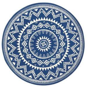Niebieski dywan Hanse Home Celebration, ⌀ 200 cm obraz