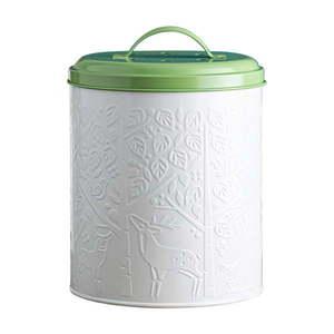Biało-zielony kompostownik kuchenny Mason Cash In the Forest, 2, 5 l obraz