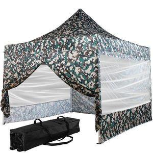 INSTENT PRO Namiot ogrodowy 3 x 3 m, Urban , 4 panele boczne obraz