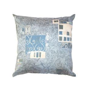 Forbyt, Poduszka, ciemny niebieski, 50 x 50 cm obraz