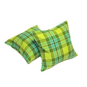 Forbyt, Poszewka na poduszkę, Koliba, zielony obraz