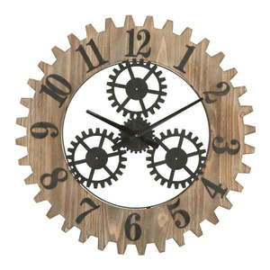 Zegar ścienny Mauro Ferretti Ingranaggio Plus, ø 60 cm obraz