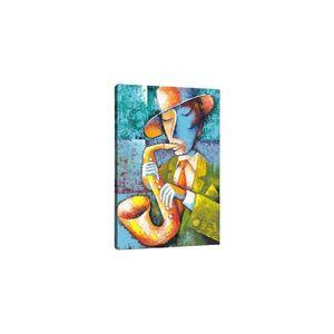 Obraz Tablo Center Saxophone, 50x70 cm obraz