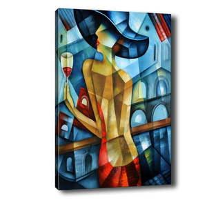 Obraz Tablo Center Cubistic Lady, 50x70 cm obraz