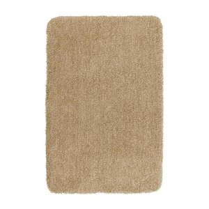 Beżowy dywanik łazienkowy Wenko Mélange, 90x60 cm obraz