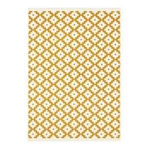 Żółty dywan Hanse Home Celebration Raggo, 160x230 cm obraz