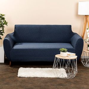 4Home Multielastyczny pokrowiec na kanapę ComfortPlus niebieski, 140 - 180 cm, 140 - 180 cm obraz