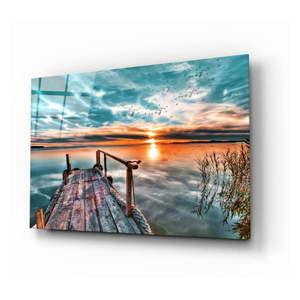 Szklany obraz Insigne Sunset, 72x46 cm obraz