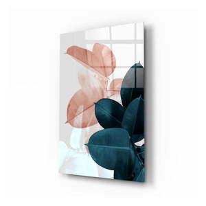 Szklany obraz Insigne Yaprak, 46x72 cm obraz