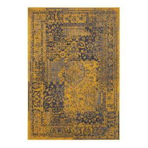 Żółto-szary dywan Hanse Home Celebration Garitto, 120x170 cm obraz