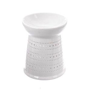 Lampa zapachowa White - biały - Rozmiar 14 x 11 x 11 cm obraz