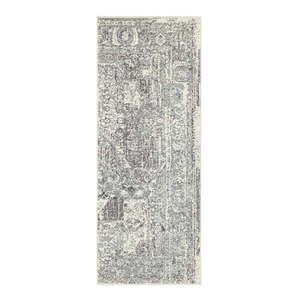 Szaro-kremowy chodnik Hanse Home Celebration Garitto, 80x250 cm obraz