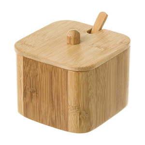 Cukierniczka/solniczka z bambusu Unimasa Bamboo obraz