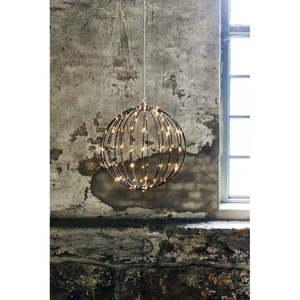Ogrodowa wisząca dekoracja świetlna Best Season Hanging Munty, ⌀ 40 cm obraz