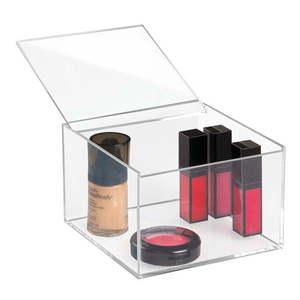 Organizer iDesign Clarity Box 15, 25 cm obraz