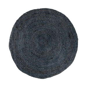 Ciemnoszary okrągły dywan House Nordic Bombay, ø 150 cm obraz