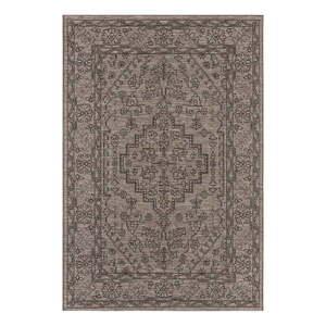 Szarobrązowy dywan odpowiedni na zewnątrz Bougari Tyros, 160x230 cm obraz
