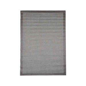 Szary dywan odpowiedni na zewnątrz Floorita Chrome, 160x230 cm obraz