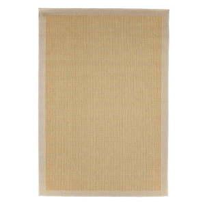 Żółty dywan odpowiedni na zewnątrz Floorita Chrome, 200x290 cm obraz