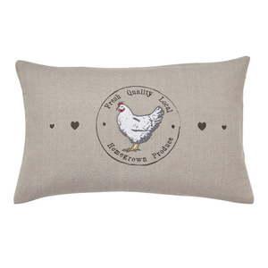 Bawełniana poduszka Cooksmart ® Farmers Kitchen, 50x30 cm obraz