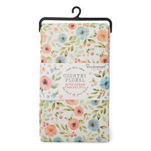 Obrus Cooksmart ® Country Floral, 178x132 cm obraz