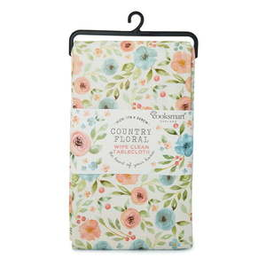 Obrus Cooksmart ® Country Floral, 229x178 cm obraz
