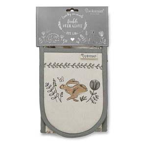 Podwójna bawełniana łapka Cooksmart ®Country Animals obraz