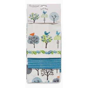 Zestaw 3 bawełnianych ścierek kuchennych Cooksmart ® Forest Birds obraz