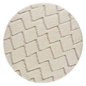 Kremowy dywan Mint Rugs Handira, ⌀ 160 cm obraz