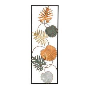 Żelazna dekoracja ścienna z motywem liści Mauro Ferretti Loppy Right obraz