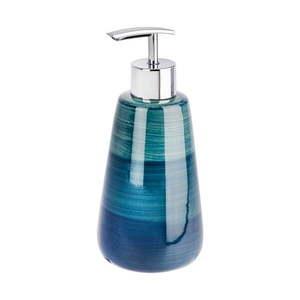 Turkusowy dozownik do mydła Wenko Pottery obraz