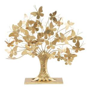 Dekoracja w złotym kolorze Mauro Ferretti Tree of Life, wysokość 60 cm obraz