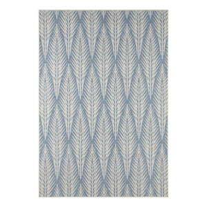 Szaroniebieski dywan odpowiedni na zewnątrz Bougari Pella, 160x230 cm obraz