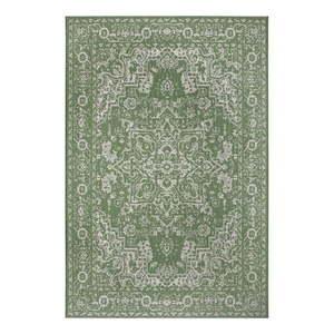 Zielono-beżowy dywan odpowiedni na zewnątrz Ragami Vienna, 160x230 cm obraz