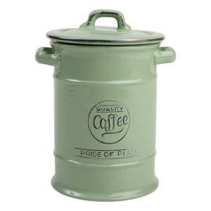 Zielony pojemnik ceramiczny na kawę T&G Woodware Pride Of Place obraz