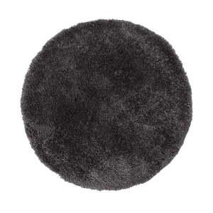 Ciemnoszary dywan Flair Rugs Sparks, ⌀ 133 cm obraz
