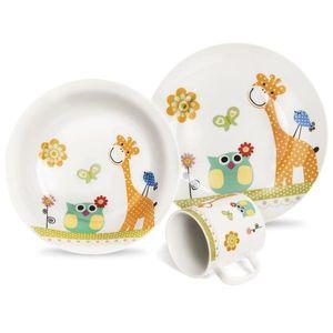 Zestawy obiadowe dla dzieci obraz