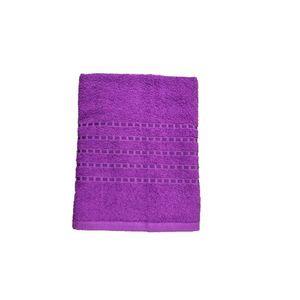 Ręcznik Stripe - Stripe fioletowy obraz