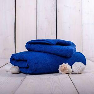 Ręcznik Unica - 70x140, ciemnoniebieski obraz