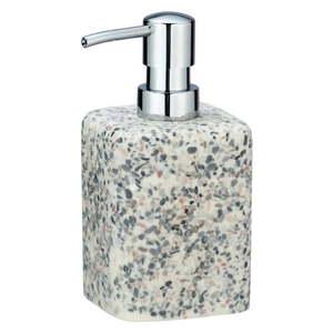 Dozownik do mydła Wenko Terrazzo, 240 ml obraz